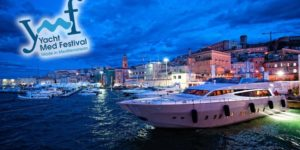 YACHT MED FESTIVAL PARTNER DI SAILING TO ROME