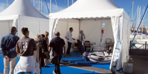 L'IMPORTANCE DE L'EVENEMENT VOILE À ROME