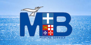 MB MARINE SERVICE BETWEEN THE EXHIBITORS OF SAILING TO ROME